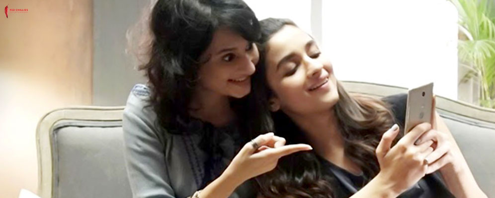 Swipe Right for Zindagi says Alia Bhatt