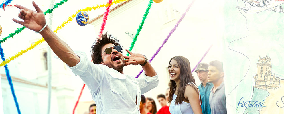 Details About Shah Rukh Khan's Jab Harry Met Sejal Character