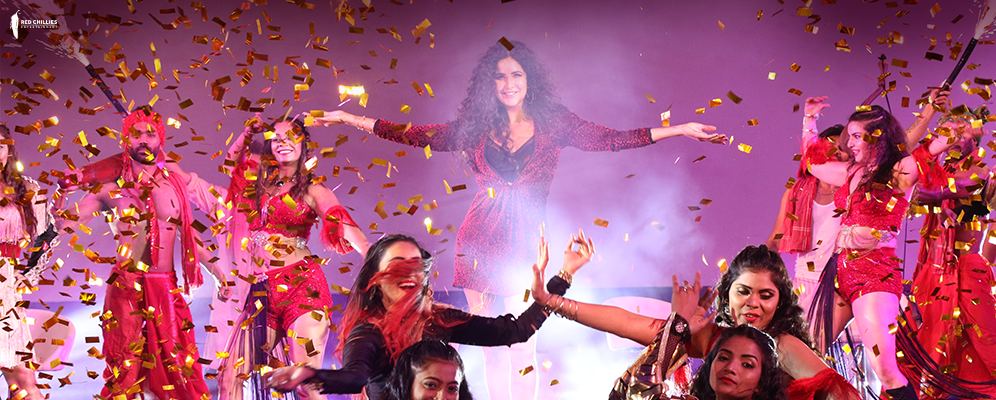 Katrina Kaif Dazzles at the 'Husn Parcham' Song Launch