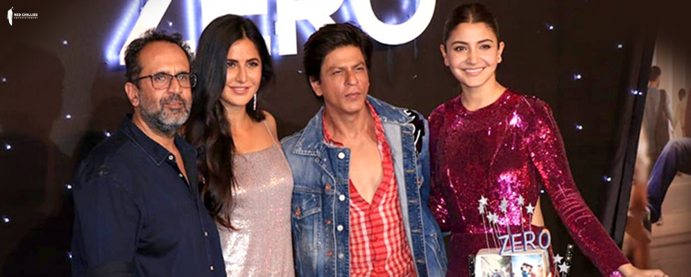 Zero trailer launch: Shah Rukh Khan's birthday gift to fans,  starring Anushka Sharma, Katrina Kaif