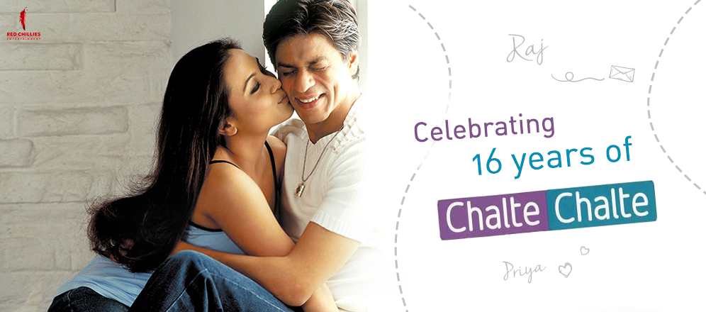 6 love lessons we learnt from Raj and Priya of Chalte Chalte