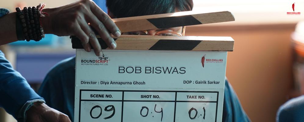 Abhishek Bachchan kick starts shooting for 'Bob Biswas' / BOB BISWAS goes on floors today